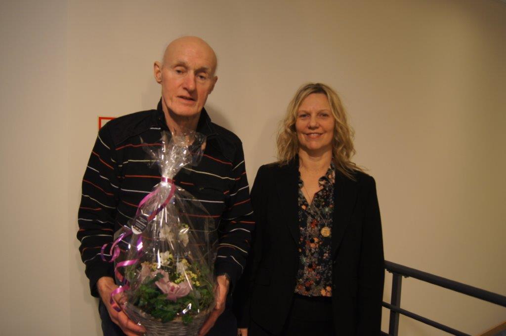 Arne Borgersen og Marit Kasin
